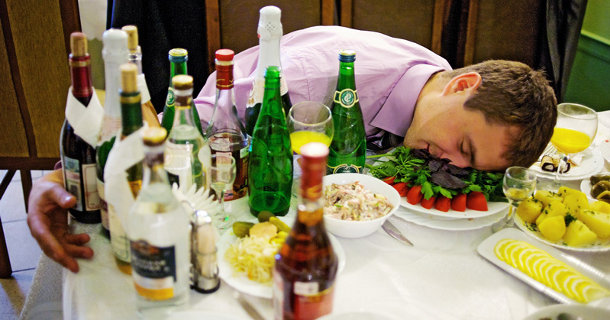 Фото картинка лицо в салате